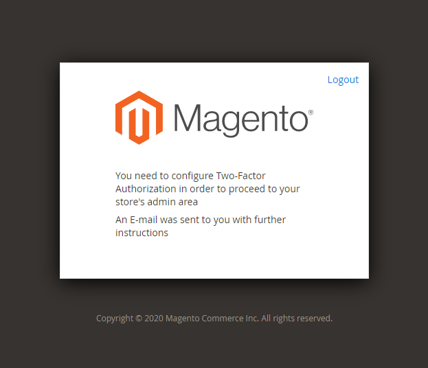 Magento 管理登录二次验证